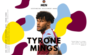 Our Outstanding Achievement Award: Tyrone Mings