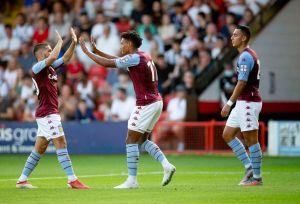 Positive signs as Aston Villa bag dominant pre-season win at Walsall