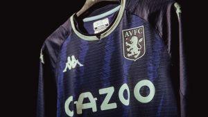 A closer look at Aston Villa's 2021/22 Third Kit