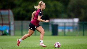 Alisha Lehmann: Aston Villa Women's 'social behemoth'