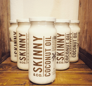 Skinny & Co., virgin coconut oil
