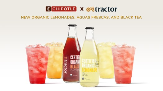 Chipotle Mexican Grill Hero-TractorBeverages