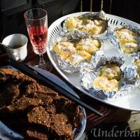 Grillad kalvytterfilé med kraschad potatis!