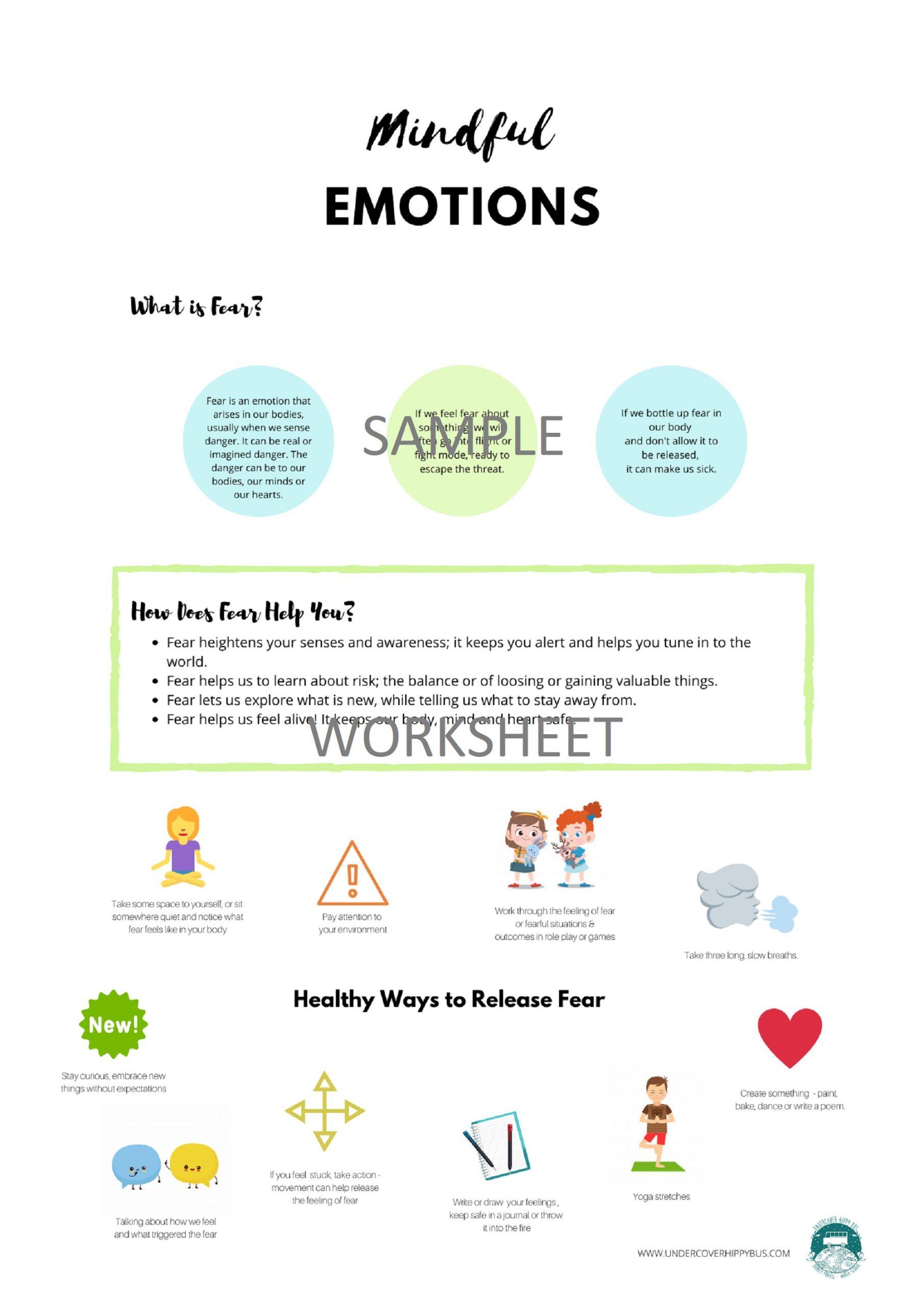 Mindful Emotions Children S Inspiration Pack