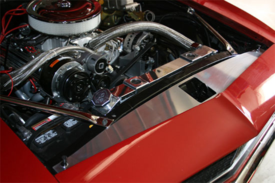 67 69 Camaro 1 Piece Show Panels Undercover Innovations