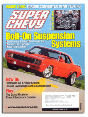 Super Chevy Mag