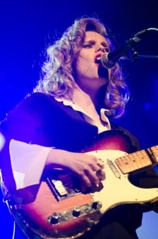 Anna Calvi, Iceland airwaves festival 2014, day 3, live, Harpa, Reykjavik, Iceland