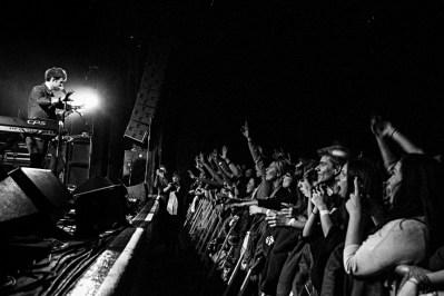 Steve Garrigan Kodaline live Trix Antwerpen 2015