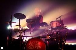 The Dø The do band live Ancienne Belgique Brussels 2015 ©Caroline Vandekerckhove