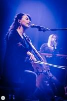Hozier, Alana Henderson, live, 2016, Forest National, Vorst Nationaal, Brussel, Bruxelles, Brussels © Caroline Vandekerckhove
