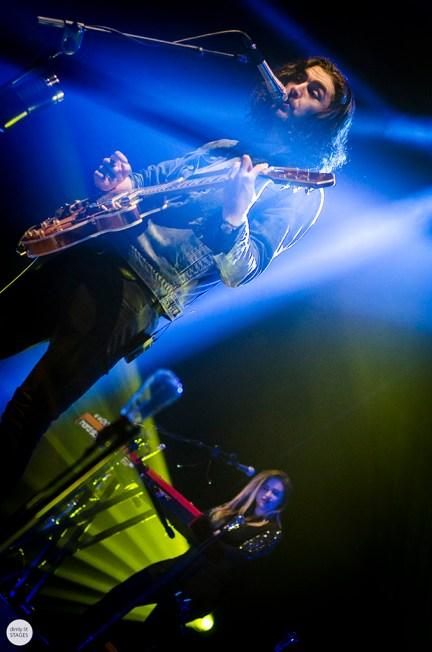 Hozier, Andrew Hozier Byrne, live, 2016, Forest National, Vorst Nationaal, Brussel, Bruxelles, Brussels © Caroline Vandekerckhove