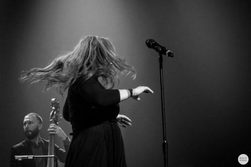 Natalie Merchant live 2016 koninklijk circus cirque royal Brussels © Caroline Vandekerckhove