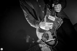 Thurston Moore, Dennis Tyfus & Cameron Jamie live 2017 De Studio Antwerpen © Caroline Vandekerckhove