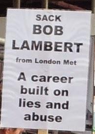 Sack Lambert Placard