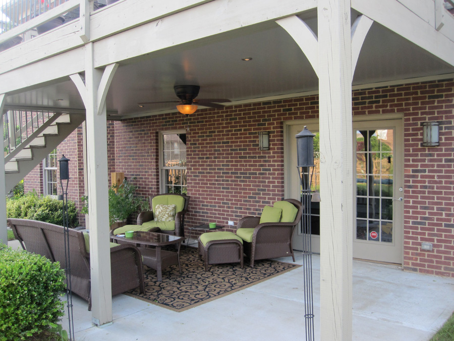 Gallery of Projects by Undercover Systems® - Under Deck ... on Under Deck Patio Ideas id=69364