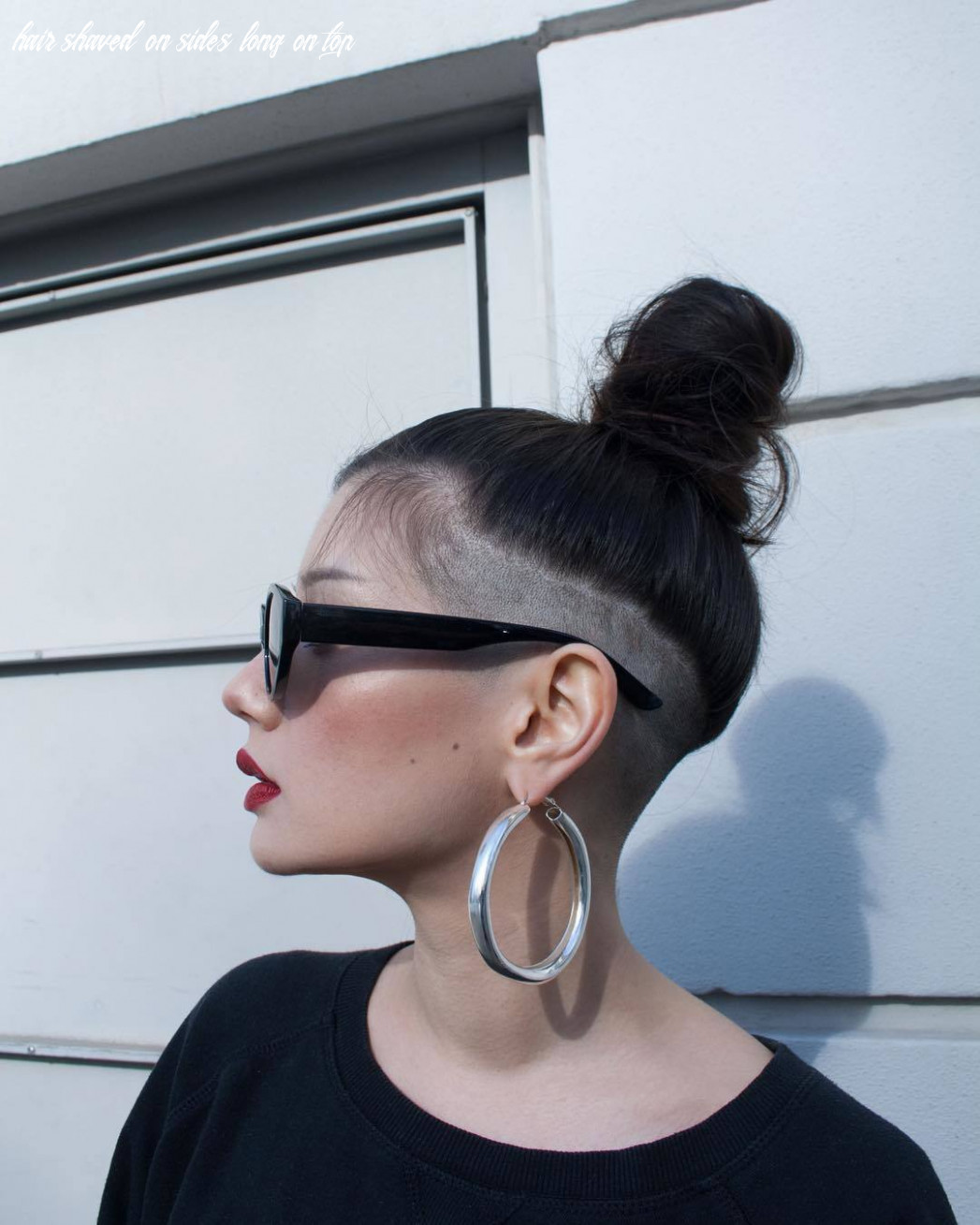 10 Bold Shaved Hairstyles for Women   Shaved Hair Designs
