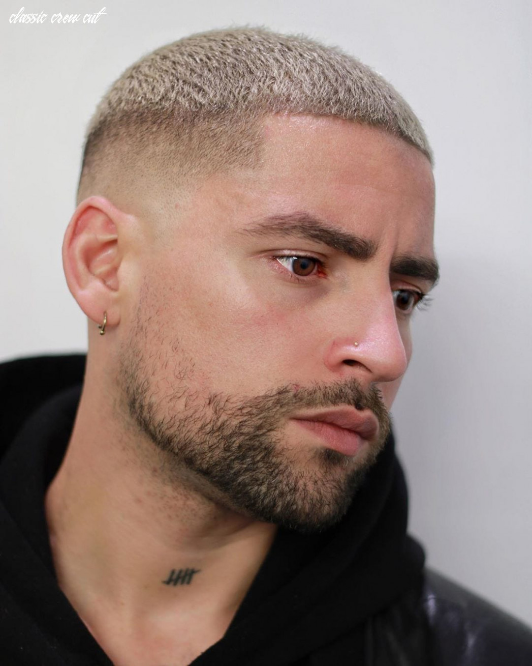 10+ Crew Cut Examples: A Great Choice for Modern Men