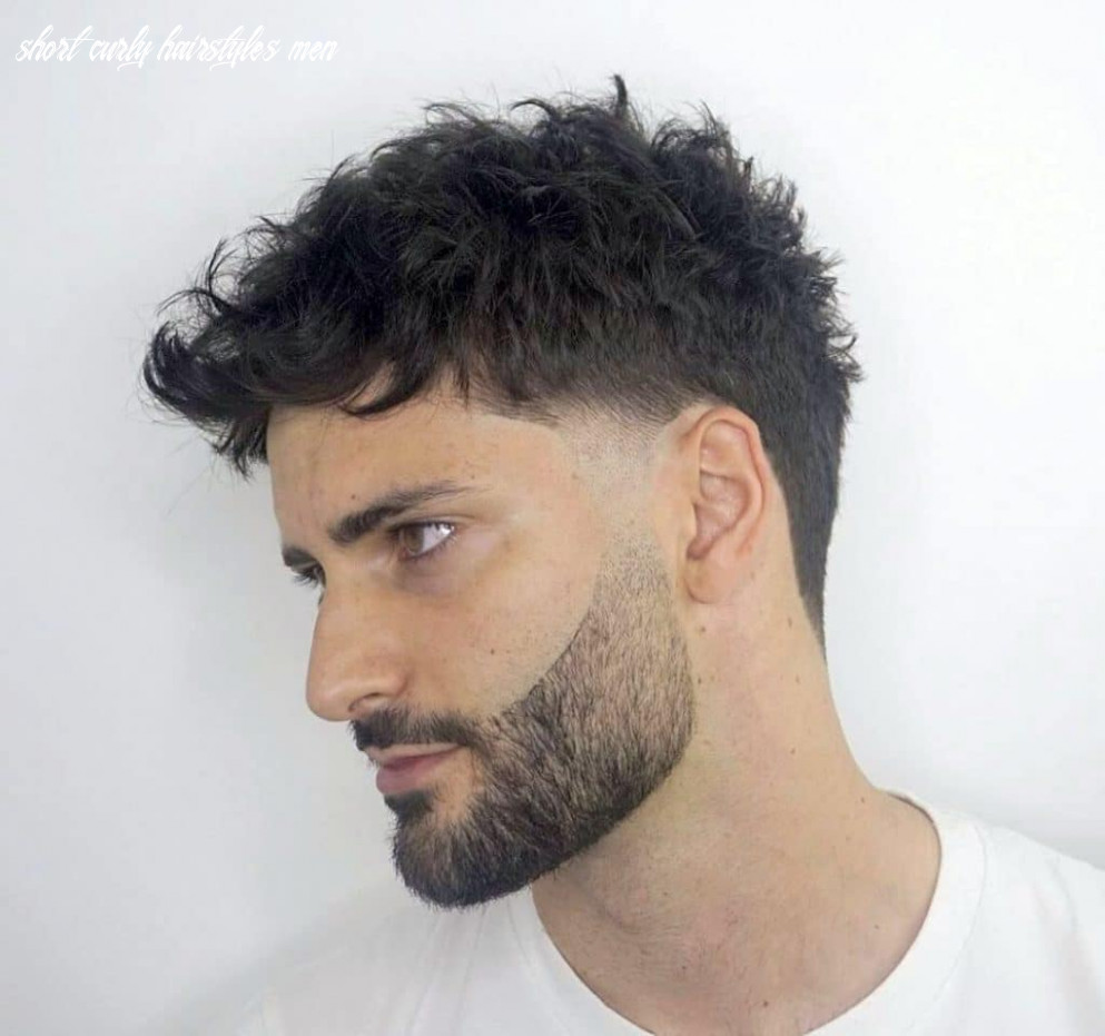 10+ Curly Hair Men's Haircuts + Hairstyle Ideas For Men (Ultimate ...