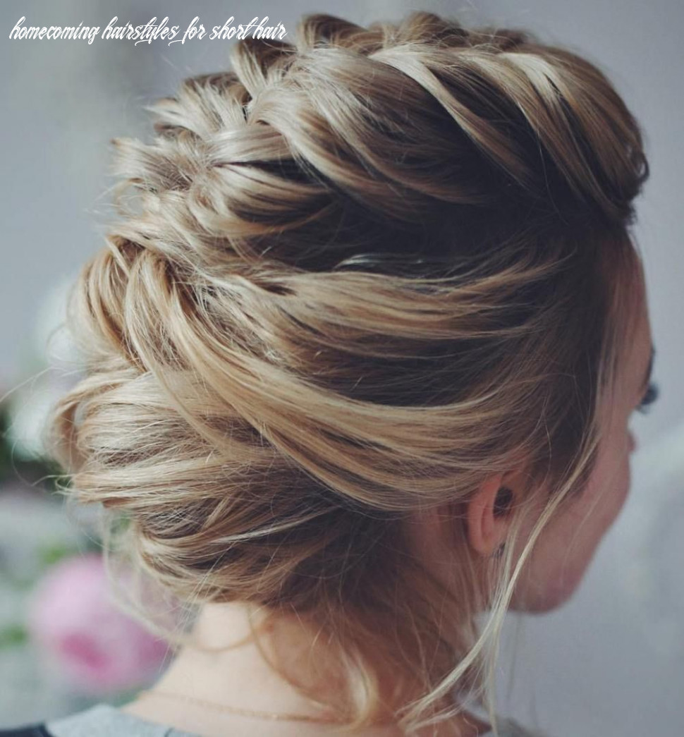 10 Hottest Prom Hairstyles for Short Hair   Prom hairstyles for ...