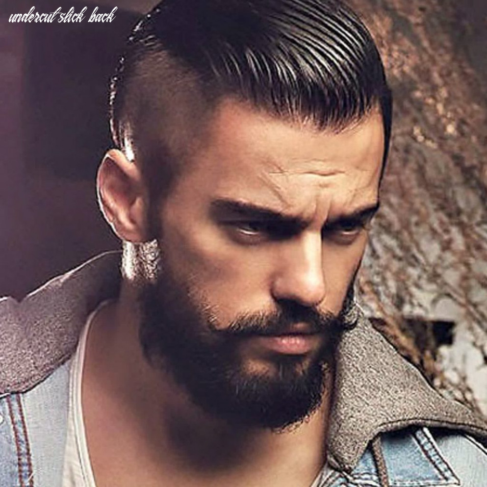 10+ [ Slicked Back Undercut ]   Haircuts For Men Page 10 Of 10 ...