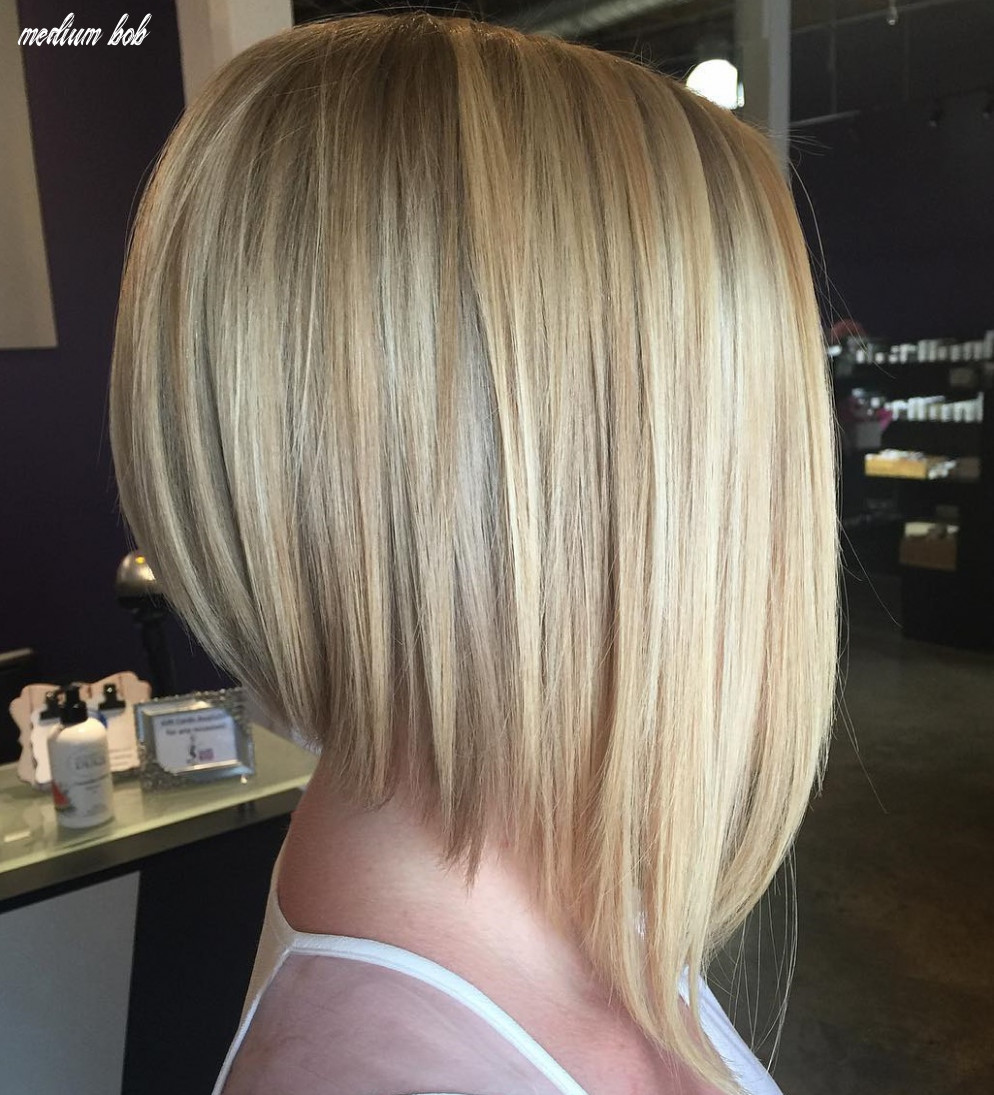 11 Medium Bobs from the Best Hairstylists - Hair Adviser