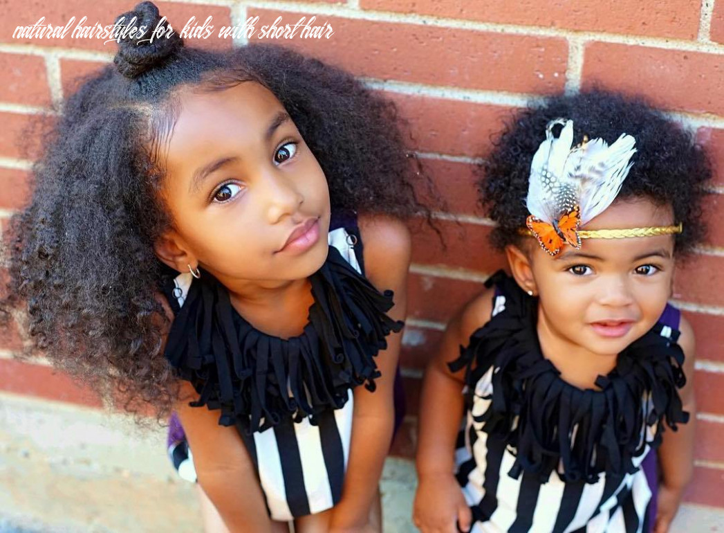 11 Natural Hairstyles for Kids With Long or Short Hair