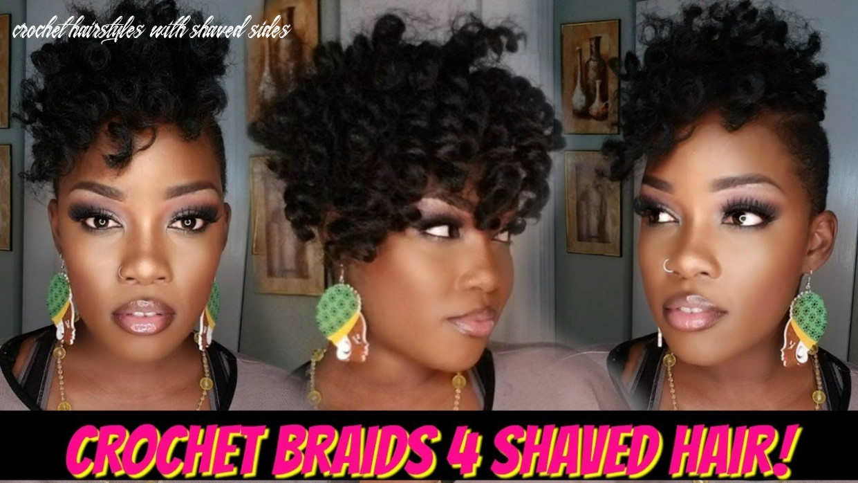 ?11 PACK CROCHET BRAID QUICKIE 11 SHAVED HAIR!   JAMAICAN BOUNCE