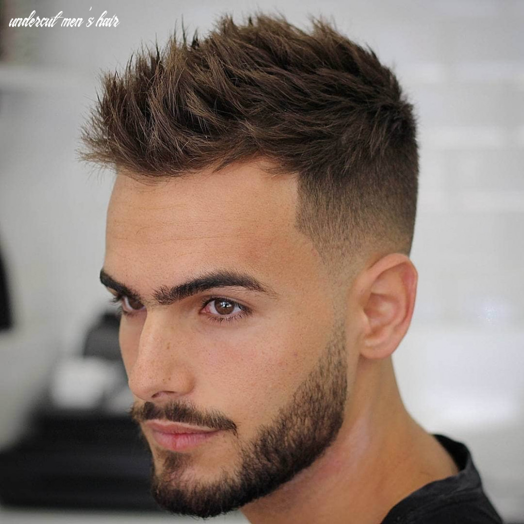 11 Trendy Undercut Hair Ideas for Men to Try Out