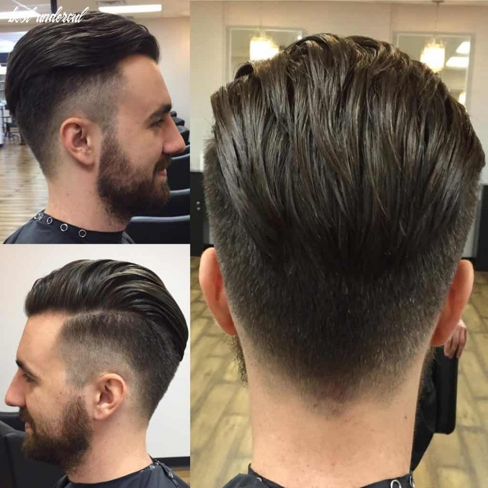 12 Best Disconnected Undercuts for Any Men – HairstyleCamp