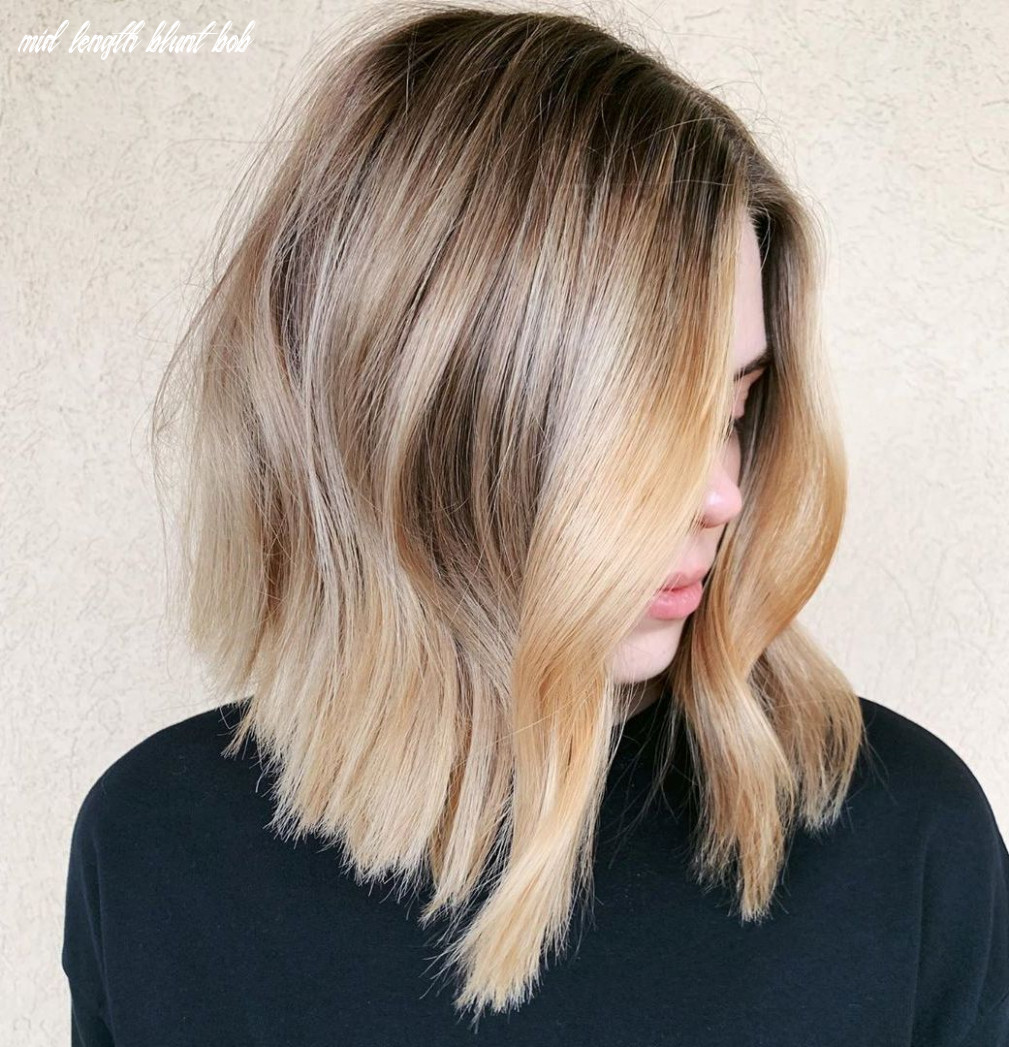 12 Blunt Cuts and Blunt Bobs That Are Dominating in 12 - Hair ...