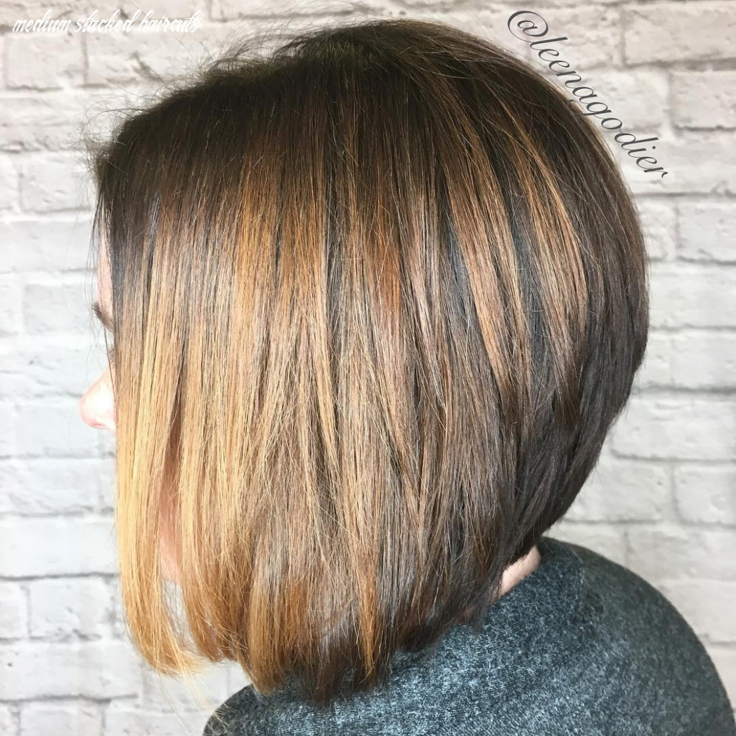 12 Stacked Bobs & Other Stacked Haircuts You'll Be Dying to Try