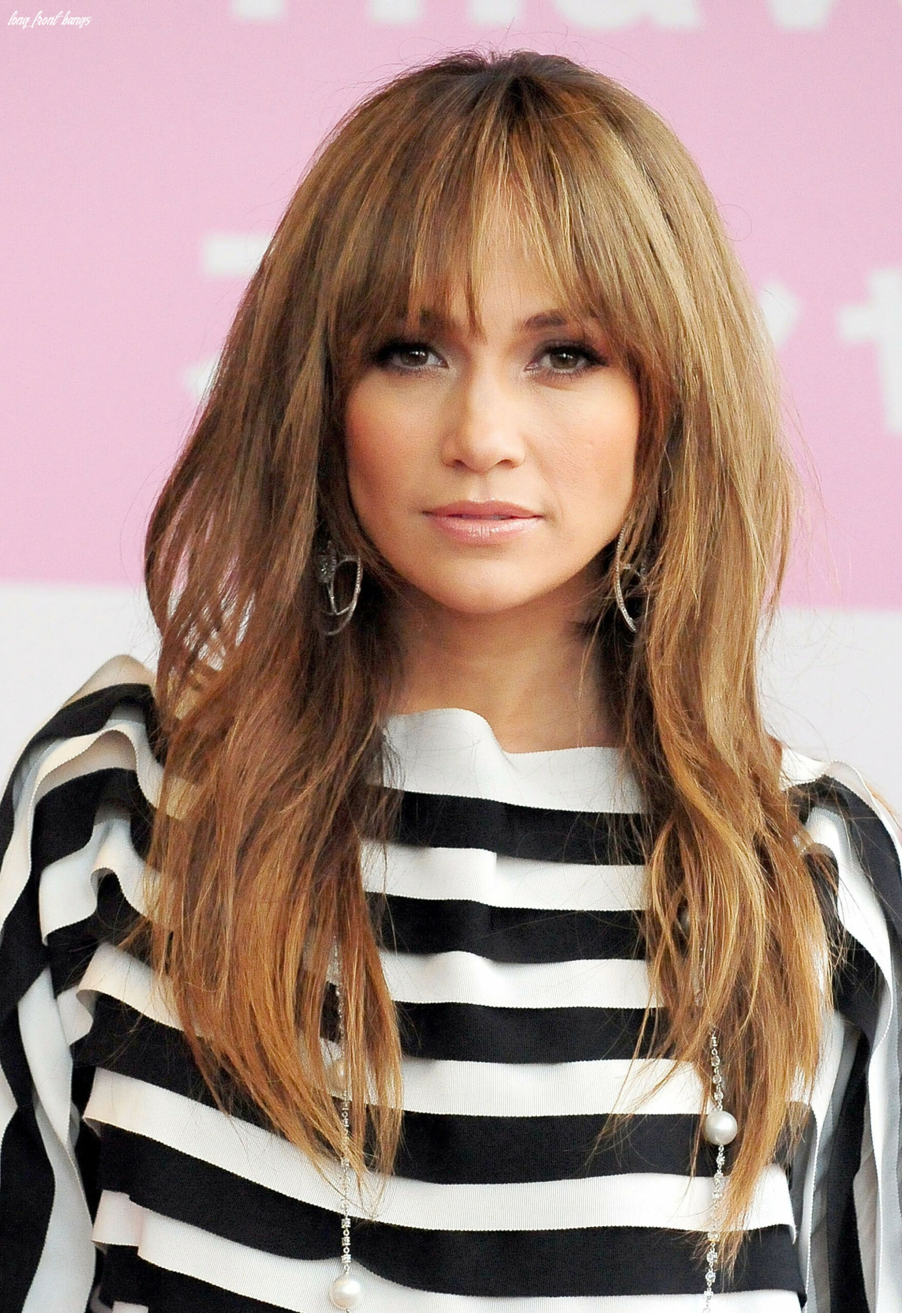 8 Best Hairstyles With Bangs - Photos of Celebrity Haircuts With ...