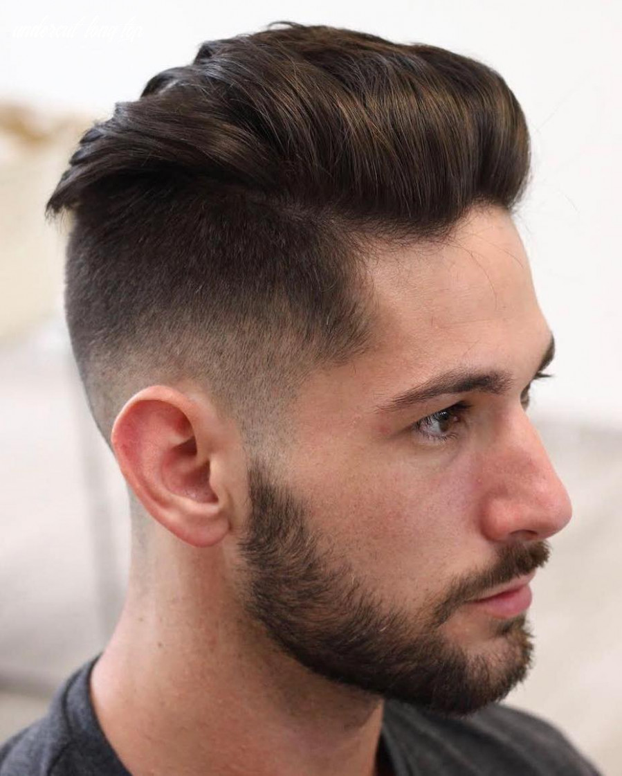 8 Stylish Undercut Hairstyle Variations to copy in 8: A ...