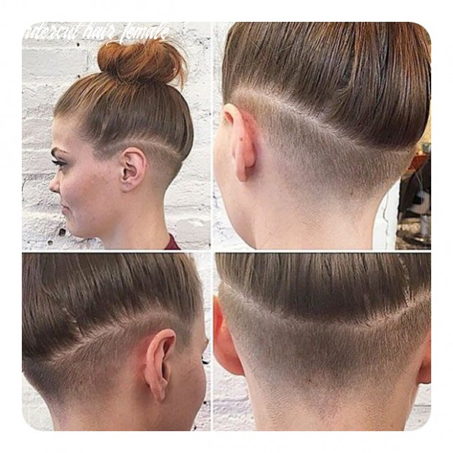 8 Undercut Hairstyles For Women That Really Stand Out