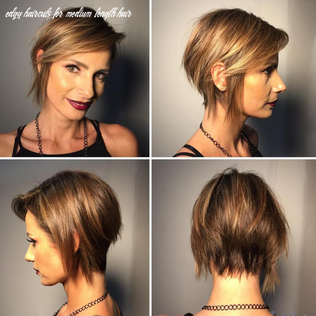 9 Best Edgy Haircuts Ideas to Upgrade Your Usual Styles