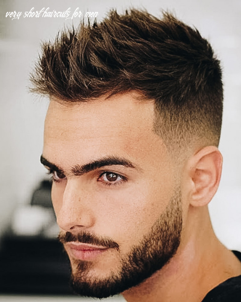 9 Best Short Haircuts: Men's Short Hairstyles Guide With Photos ...