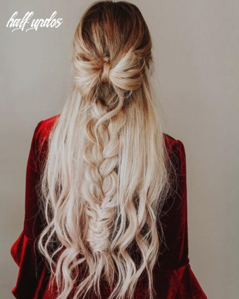 9 Gorgeous Formal Half Updos You'll Fall In Love With