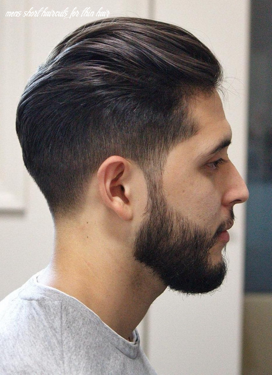 9 Hairstyles for Men With Thin Hair (Add More Volume)