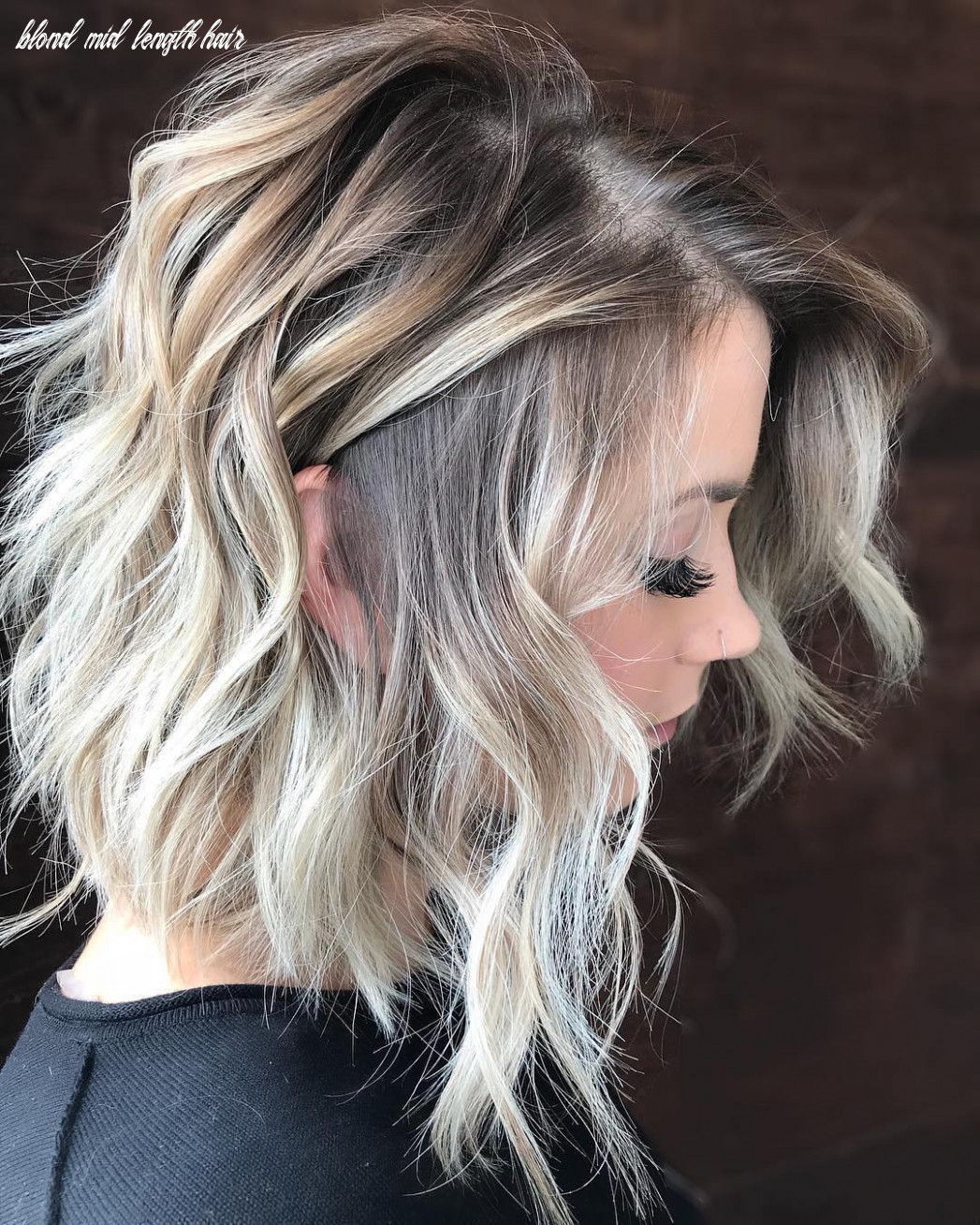 9 Ombre Balayage Hairstyles for Medium Length Hair, Hair Color 9