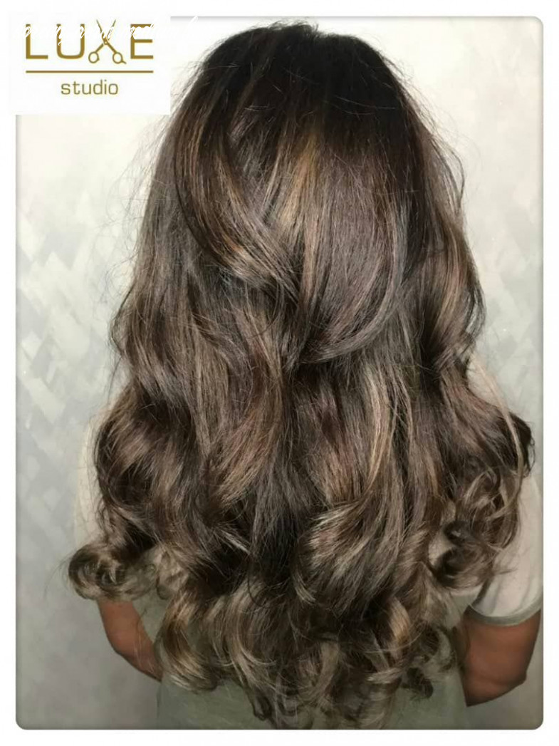 Best Combo Creations by Luxe Studio ~ Hair Perm ~ Korean Wave Perm ...