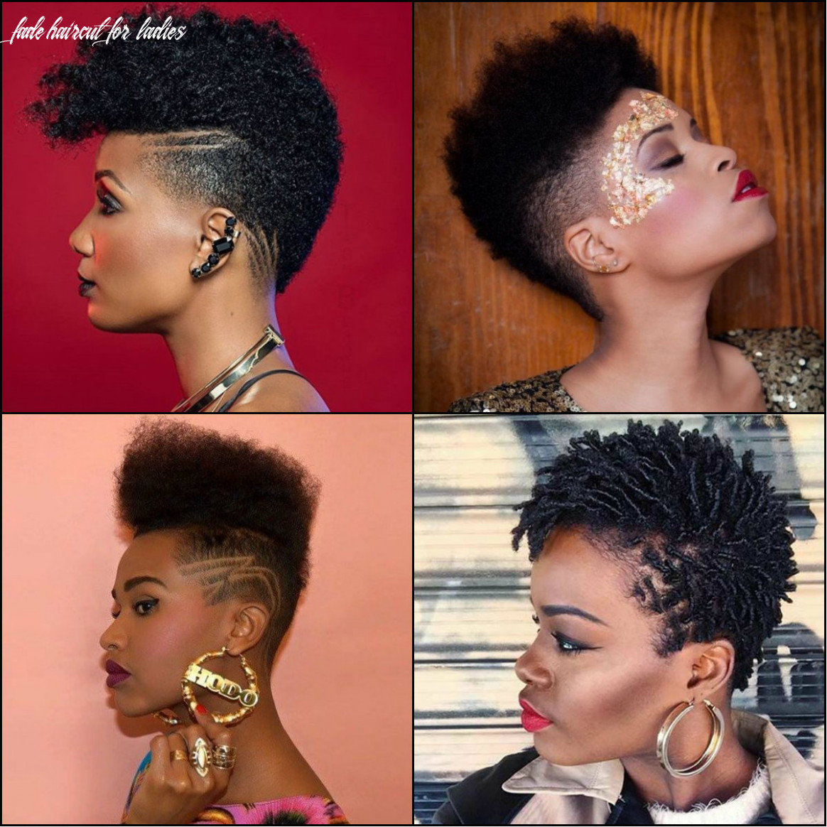 Black Women Fade Haircuts To Look Edgy and Sexy | Hairstyles 11 ...