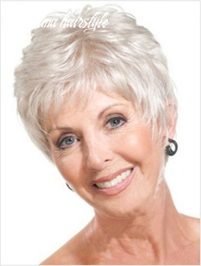Classy Hair Styles for the Glamour Grandma   Hairstyles for Women ...