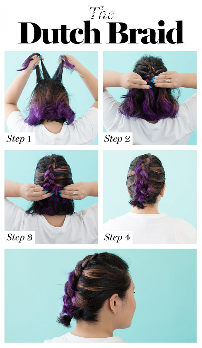 How to Braid Hair: 10 Tutorials You Can Do Yourself | Glamour