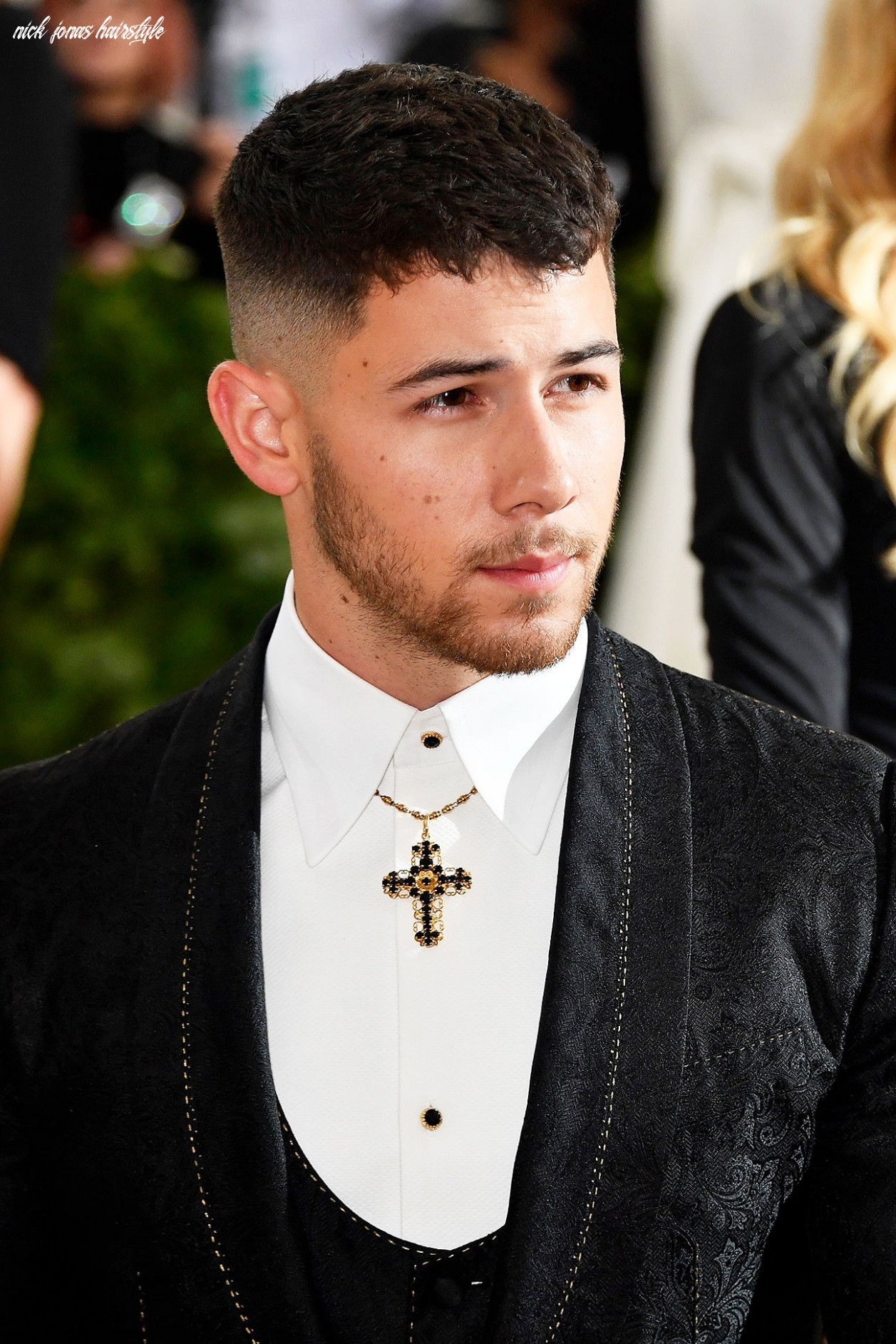 How to Get Nick Jonas's Haircut from the Met Gala | GQ