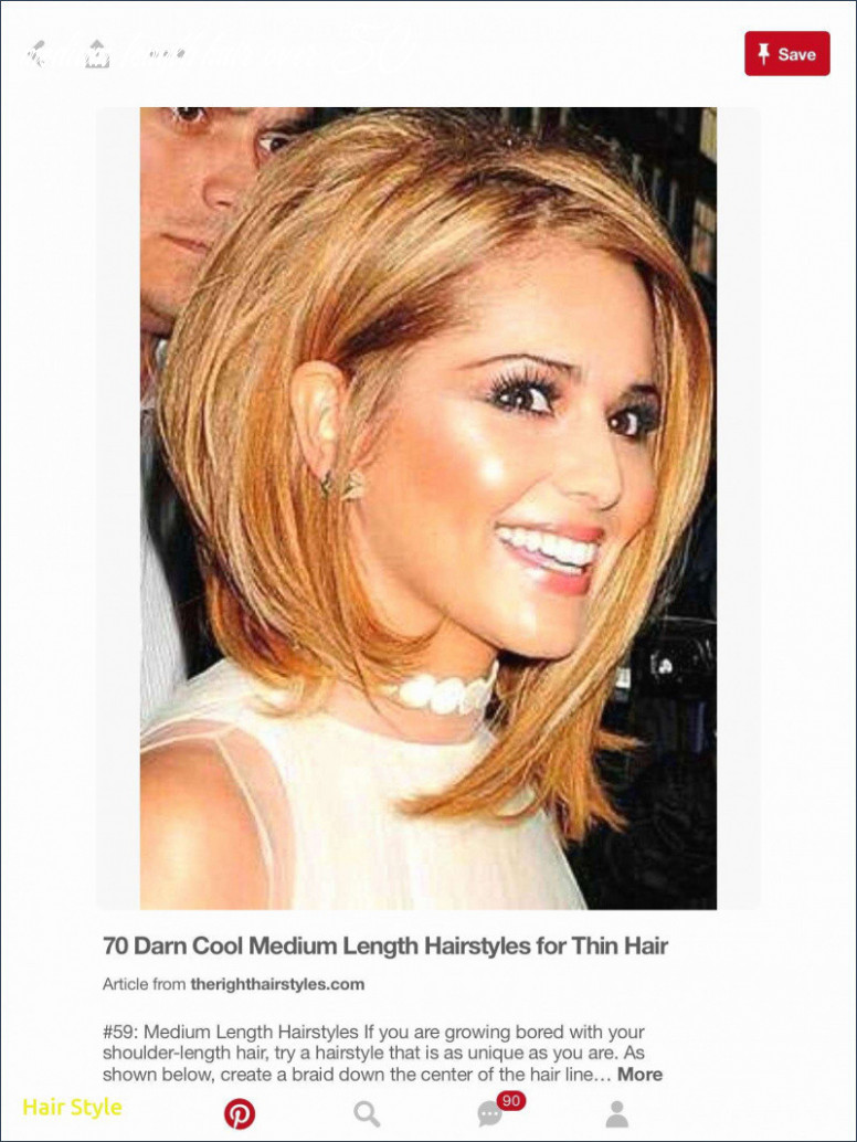 Medium to Long Hairstyles with Bangs Awesome Gorgeous Medium ...