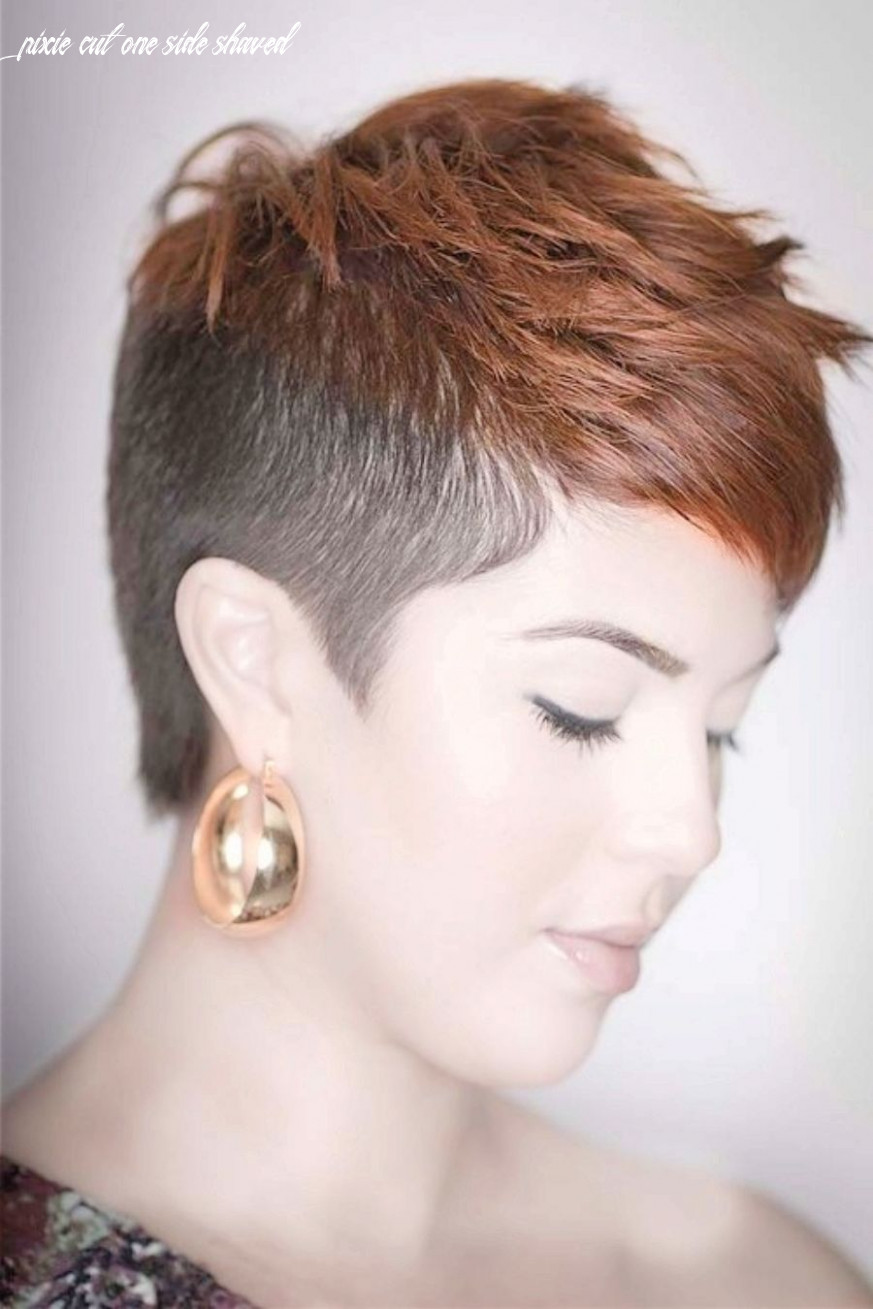 Pin by Blair Givens on Hairstyles (With images)   Shaved pixie ...