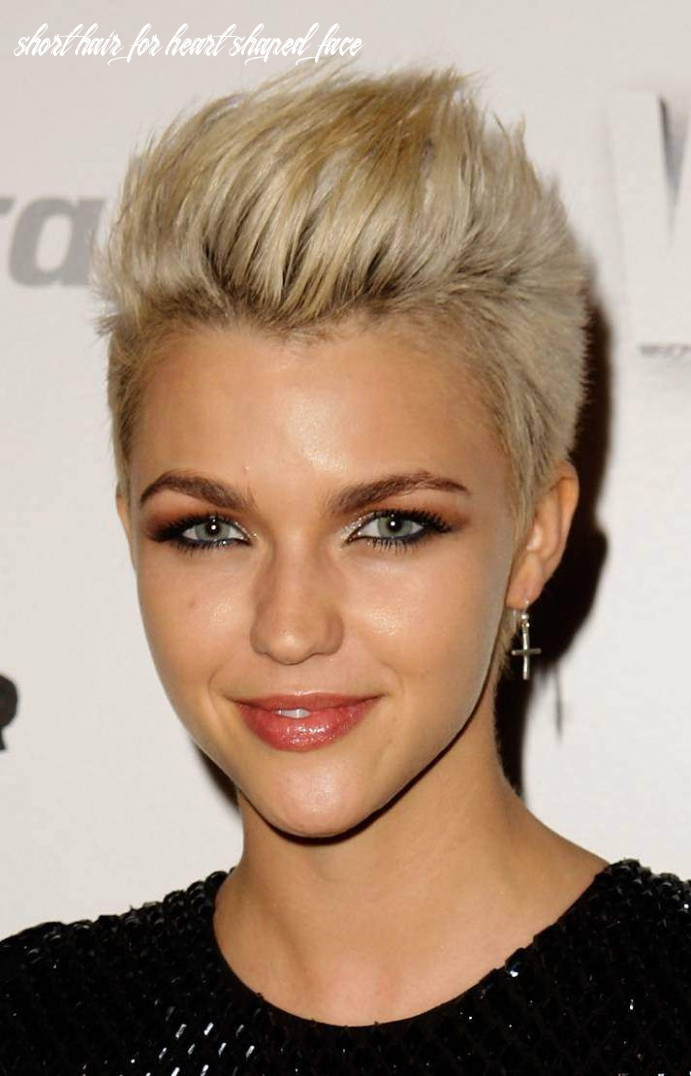 Short Hairstyles For Heart Shaped Faces | Beautiful Hairstyles