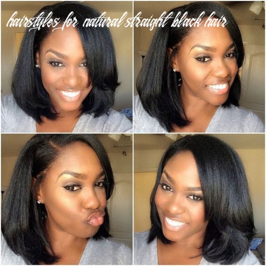 Straight Hairstyles for Black women – Afroculture.net