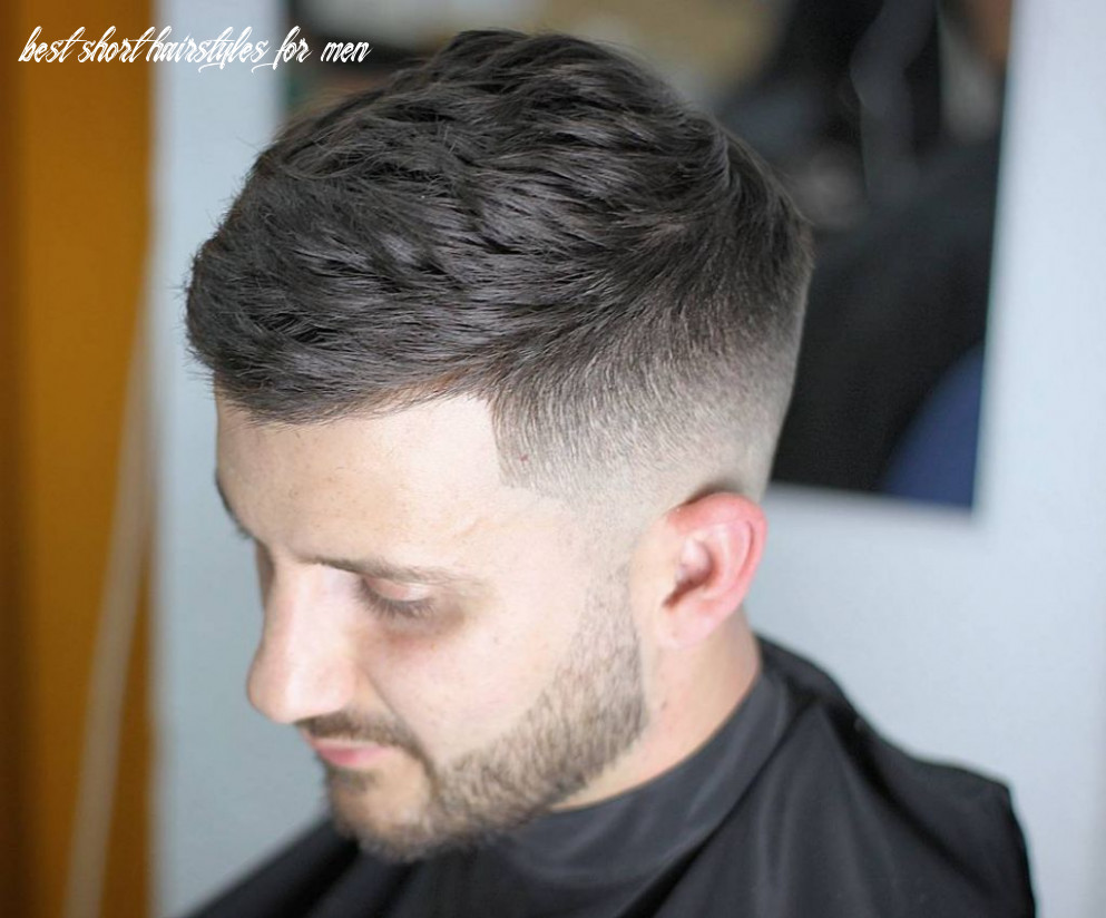 The 8 Best Short Hairstyles for Men | Improb