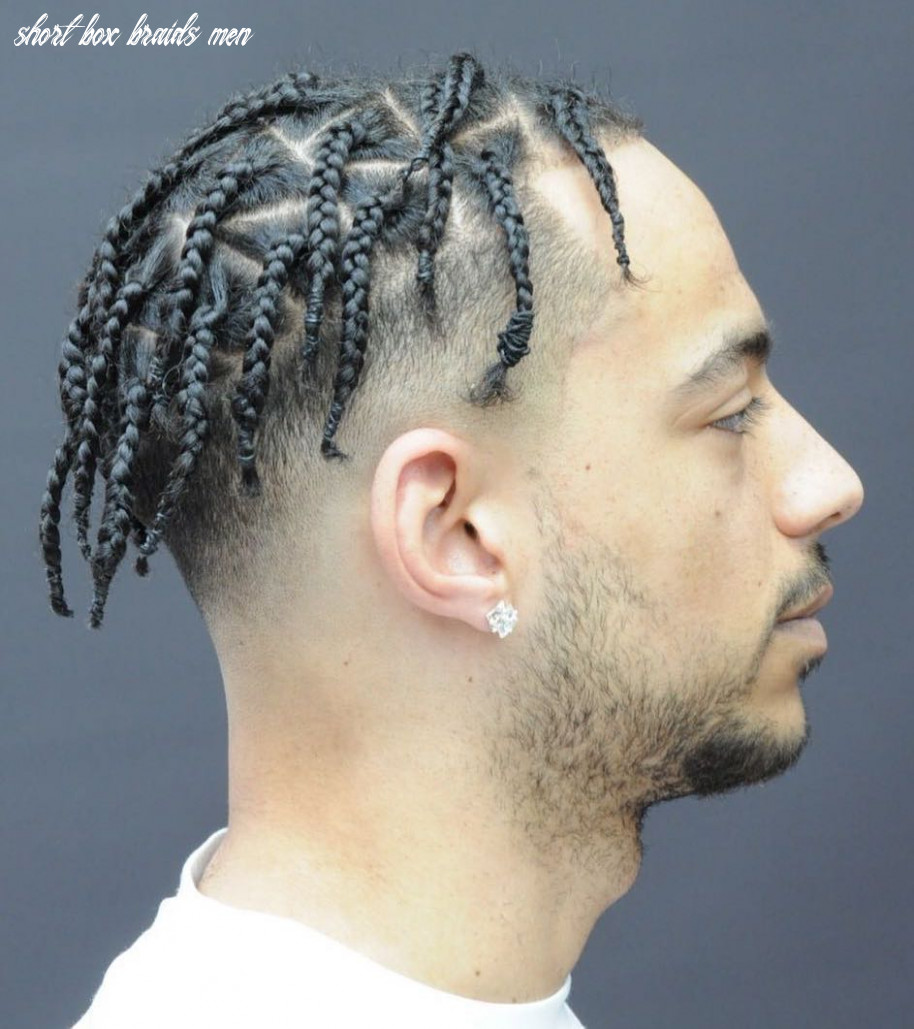 The Coolest Box Braid Hairstyles for Men | Haircut Inspiration